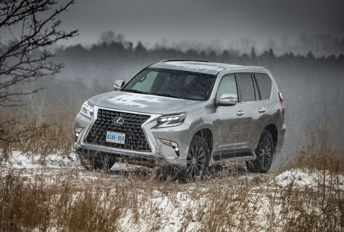 Review: The 2020 Lexus GX 460 is charmingly dated as a luxury SUV but boasts genuine off-road credentials