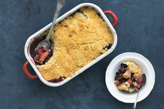 Galway chef Jp McMahon offers an Irish crumble for the ages