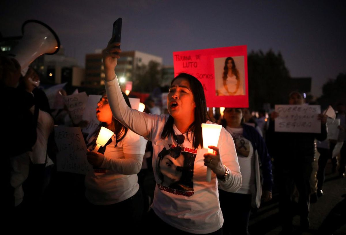 Killing of seven-year-old girl stokes anger in Mexico over brutal slayings of women