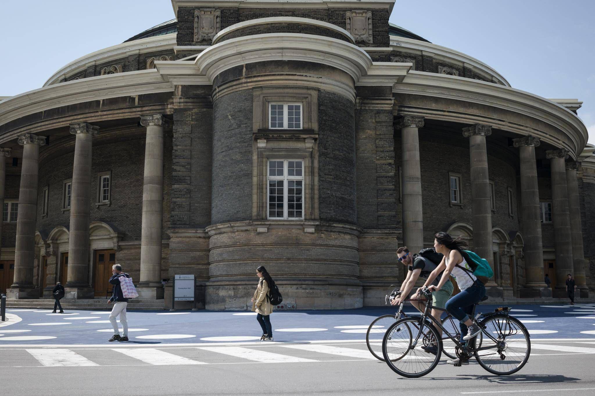 Canadian universities in battle to retain top spots in