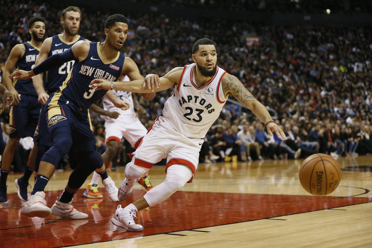 VanVleet steps up and sets the tone as Raptors' new leader - The Globe and Mail