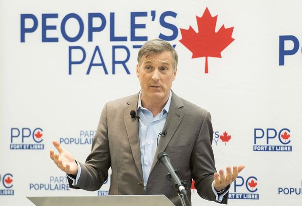 People's Party welcomes as candidates former Tories disenchanted with Conservatives 'centrist' approach