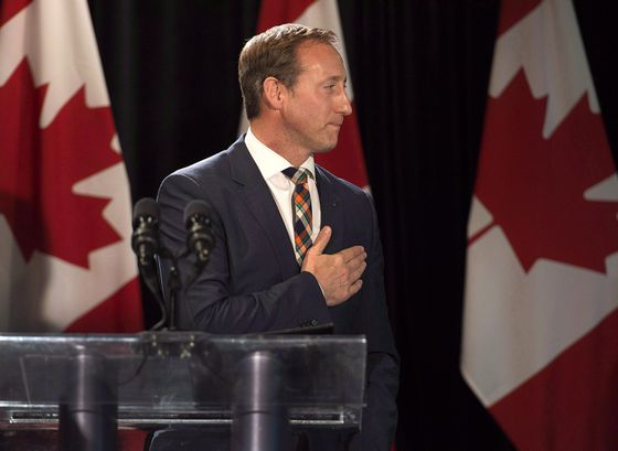 Allies of former Conservative Party minister Peter MacKay mull leadership bid