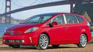 2012 Toyota Prius v.__Credit: Toyota