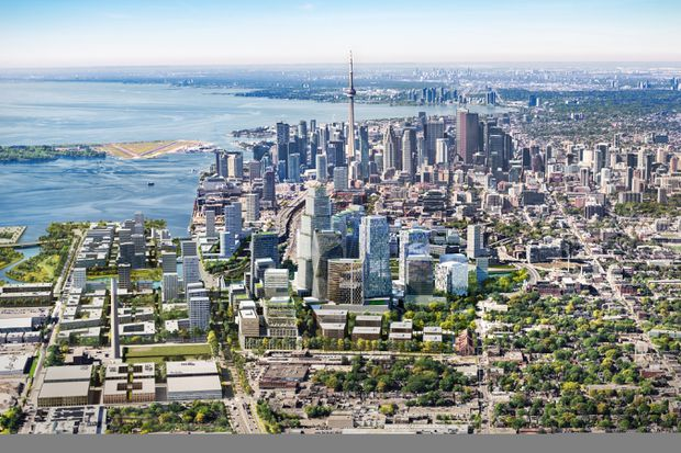 Cadillac Fairview to buy east-side Toronto development site from First Gulf