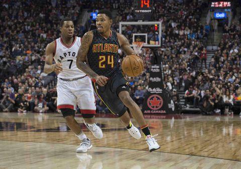 Hawks exact revenge on Raptors after early December blowout