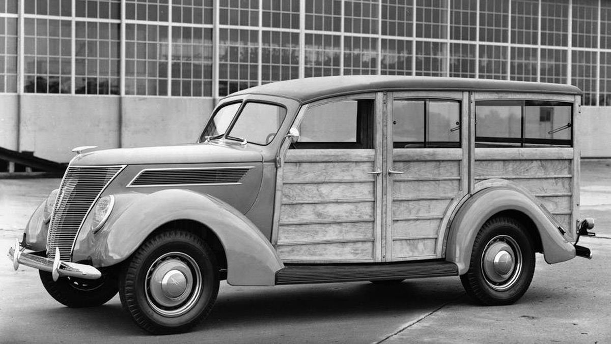 In Pictures A Look Back At Classic Station Wagons The Globe And Mail 1941 Plymouth Wagon