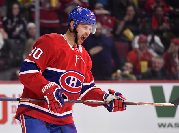 Canadiens look to get back in playoff race starting with Tuesday's game in New Jersey