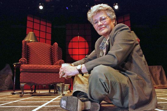 Playwright Sharon Pollock brought Canadian stories to the stage and loved underdogs