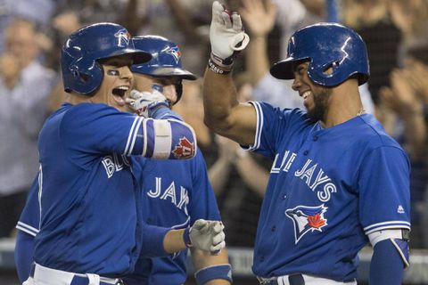 Gotcha! Jays' Goins gets Todd Frazier with hidden-ball trick