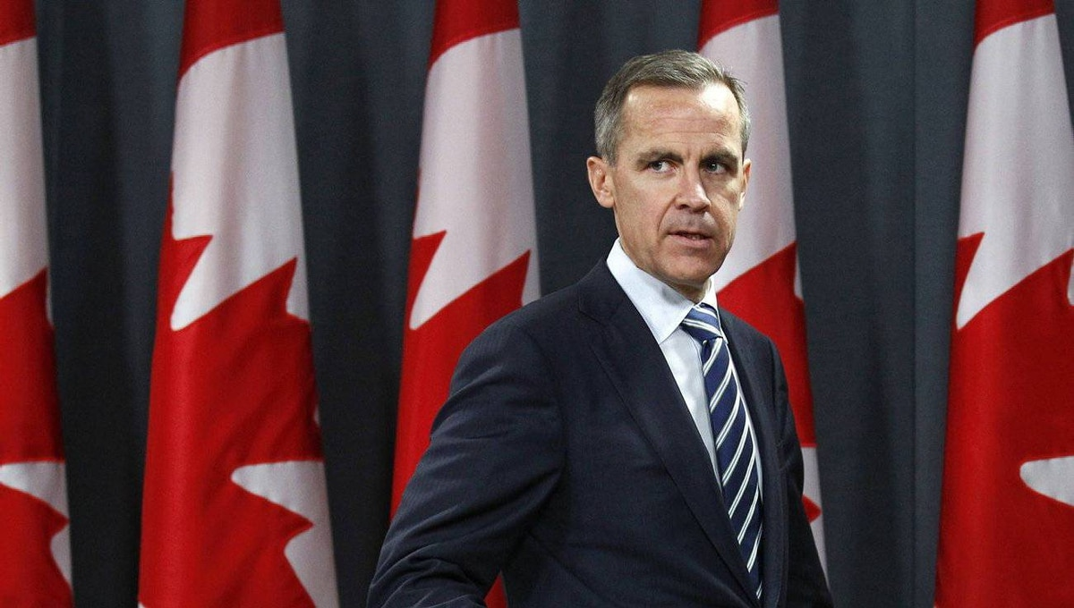 Bank of Canada Governor Mark Carney is not likely to change the benchmark interest rate from 1 per cent.