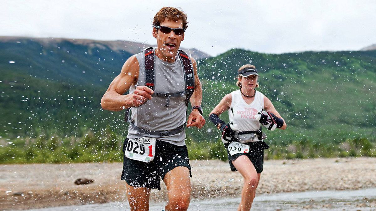 Dean Karnazes was named one of Time magazine's Top 100 Most Influential People in the World for pushing the limits of what the human body is capable of.