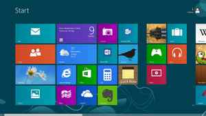 Windows 8, launching October 26, is a horse of a different colour for users. It looks nothing like the Windows we've been used to for the past decade-plus. Here's a visual tour to start our coverage of the shiny new OS that Microsoft (and others ) are hanging their future on. You are looking at the Start Screen, the first thing you'll see after you log in. Each of those colourful tiles launches something.