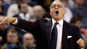 Hall of Fame coach Larry Brown will be interviewed for the Southern Methodist University coaching vacancy according to a report by ESPN. FILE PHOTO: REUTERS/J.P. Moczulski
