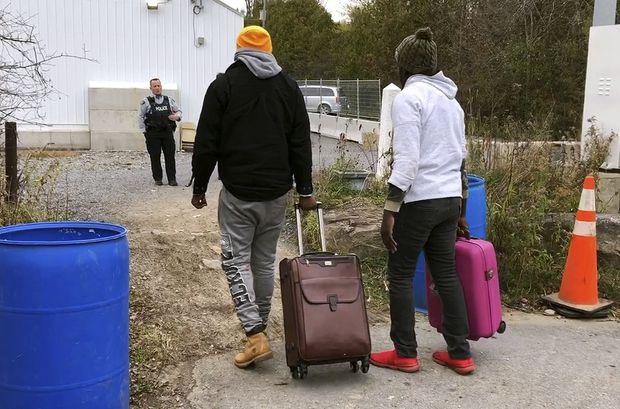 RCMP intercepted more than 16,000 people between border crossings in 2019