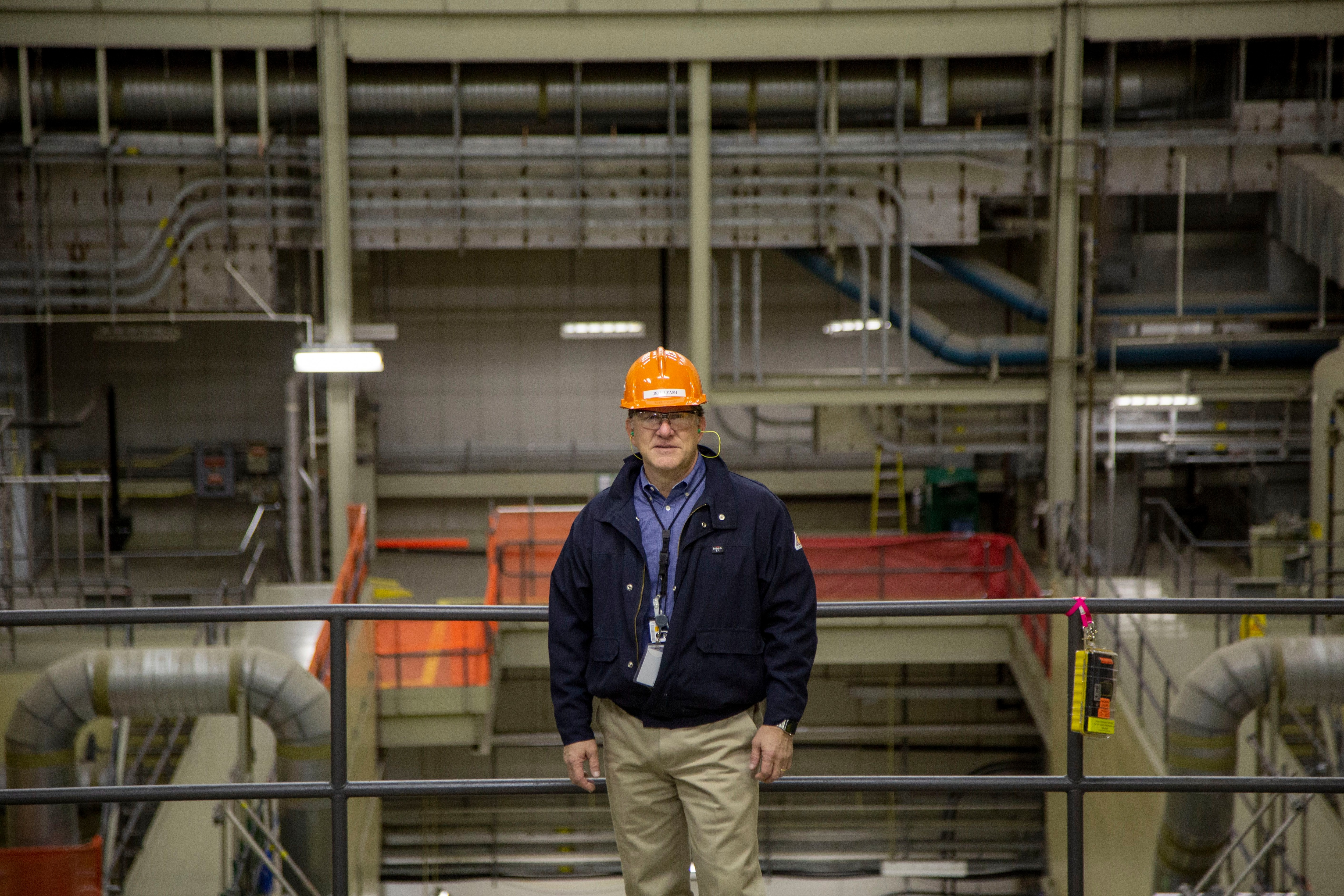 Ontario Power Generation CEO takes hands-on tack to Darlington