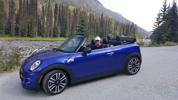 A Week In British Columbia With A Mini Cooper S The Globe And Mail