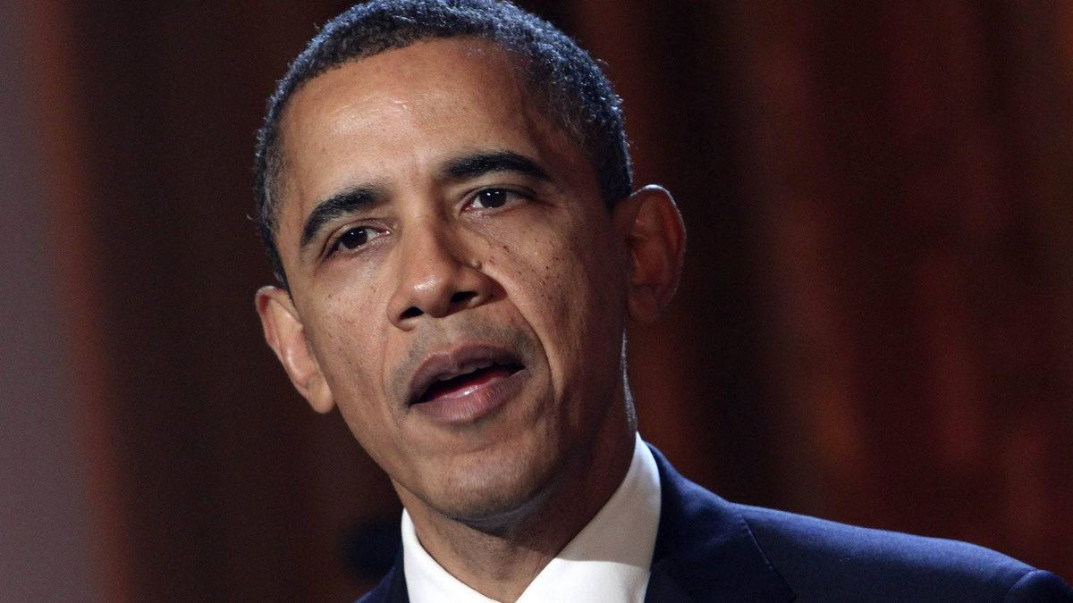 U.S President Barack Obama.