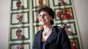 Ilana Landsberg-Lewis is the executive director of the Stephen Lewis Foundation.