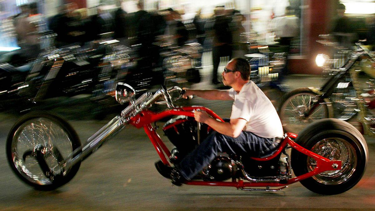 When it comes to repelling women, no car can match a single-seat chopper motorcycle. No heater. No windshield. No second seat. Your first date will be your last.
