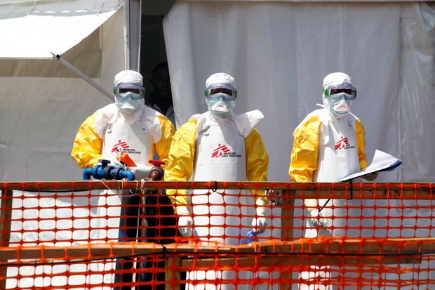DRC announces plans to use second Ebola vaccine