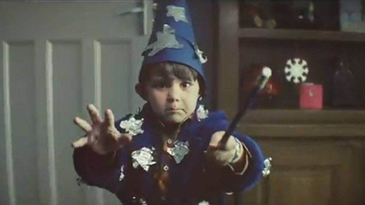 A still from British store John Lewis's new holiday ad, which is making viewers worldwide a bit weepy. The retailer is offering fans the opportunity to download the music from its commercials.