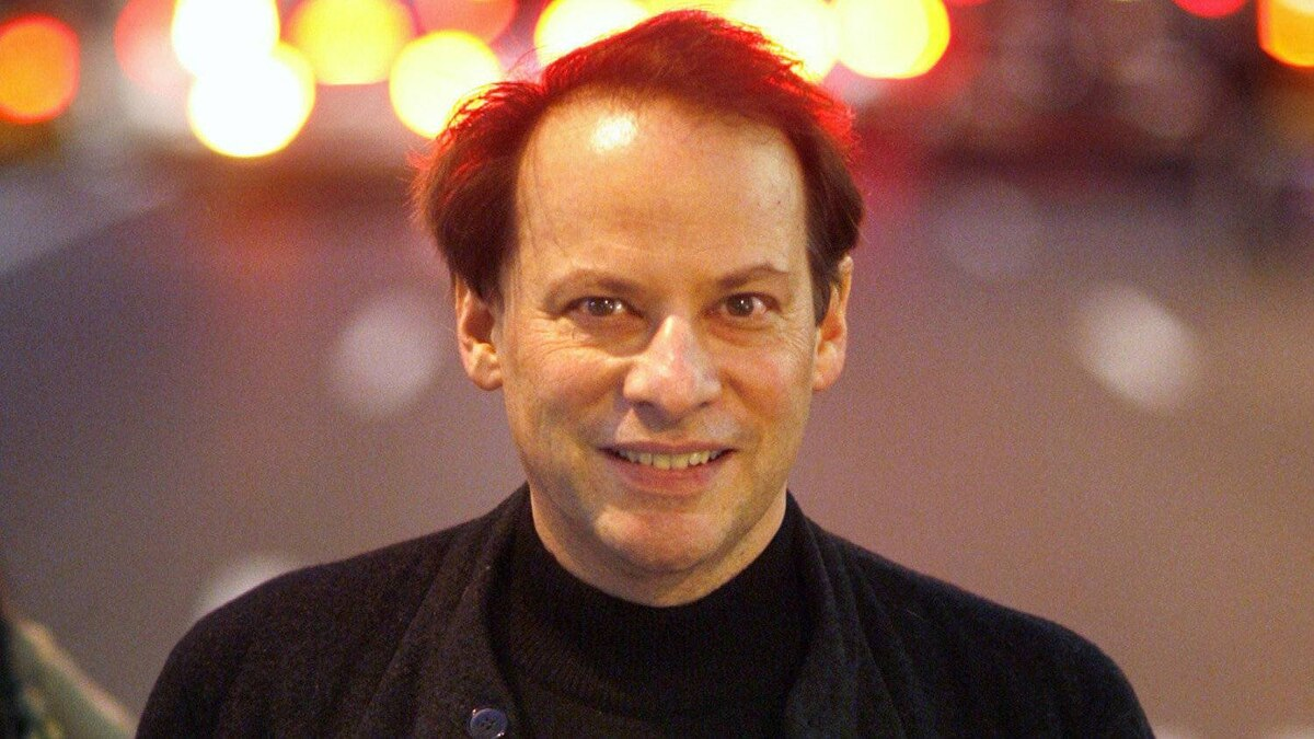 Author Adam Gopnik at Lexington Ave. and 59th Street, one of the author's favorite places in New York.