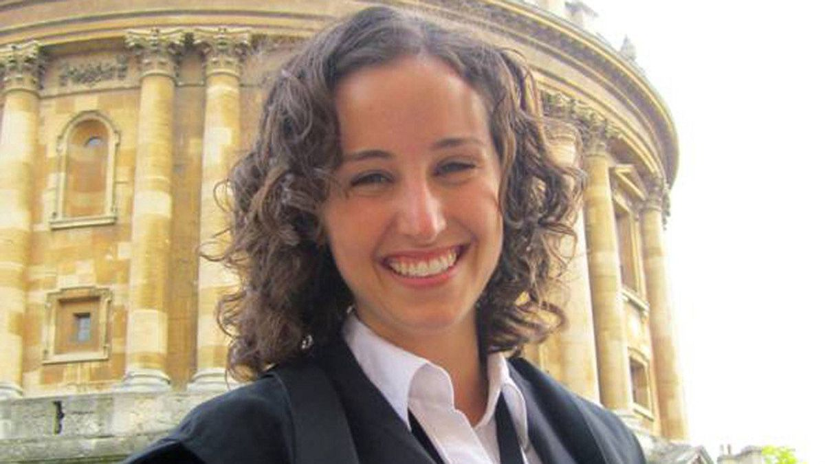 Alanna Petroff completed her MBA at the Saïd Business School at the University of Oxford in Britain in 2011.