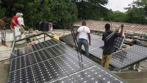 The Solar Electric Light Fund (SELF) supports the use of solar energy as the primary energy source in a growing number of fixed medical facilities in impoverished Haiti and Africa.