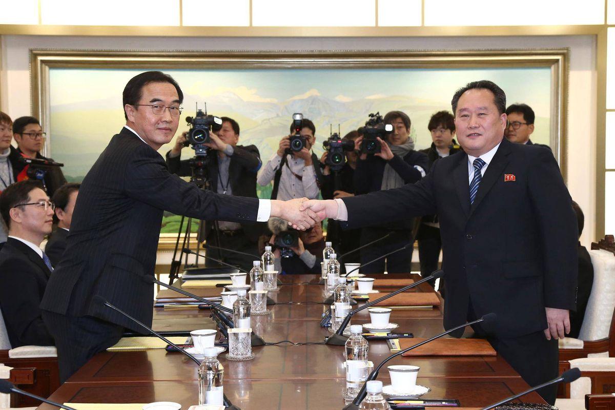 Korea Pool via AP