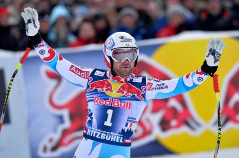 Downhill skiier David Poisson killed in training crash