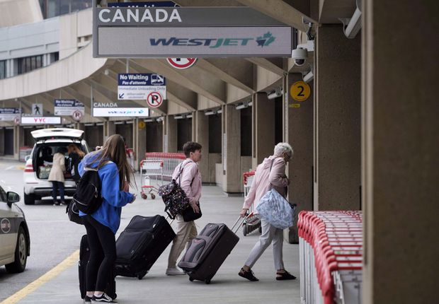 Calgary Airport Active Shooter Report: No Shooter, Police Confirm