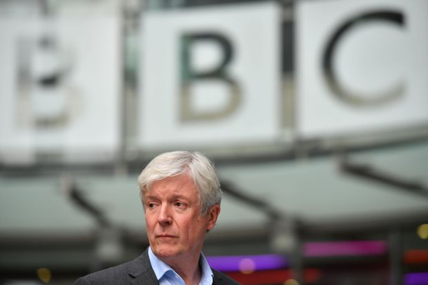 Tony Hall Stepping Down as BBC Director-General - TVEUROPE