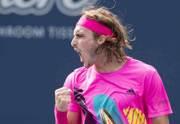 Tsitsipas defeats Djokavic and advances into Quarter Finals of Masters 1000 event