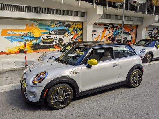 The first electric Mini is a joy to drive, but its one big compromise means it won't compete with Tesla