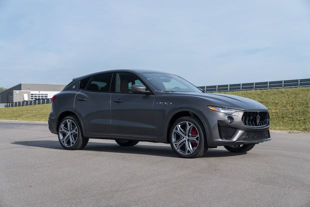 Review The Maserati Levante Gts Has The Soul And Heart Of A Ferrari