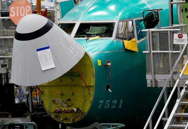 Boeing orders down by nearly  50% as 737 Max woes bite