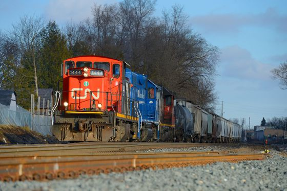 More than 3,000 CN workers on strike, shutting down Canada's biggest rail network