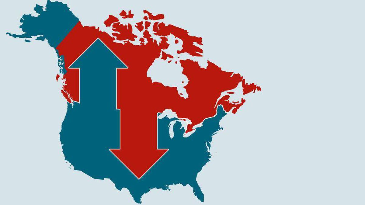 After 25 Years Free Trade Deal With Us Has Helped Canada Grow Up