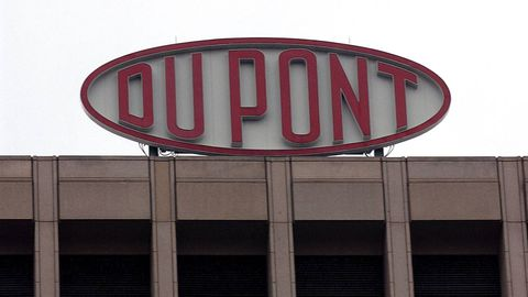Dupont Shares Fall On Profit Warning The Globe And Mail