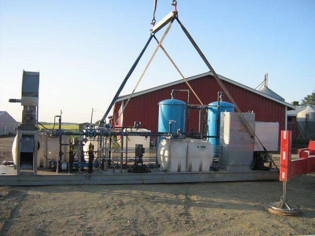 Livestock Water Recyling Inc