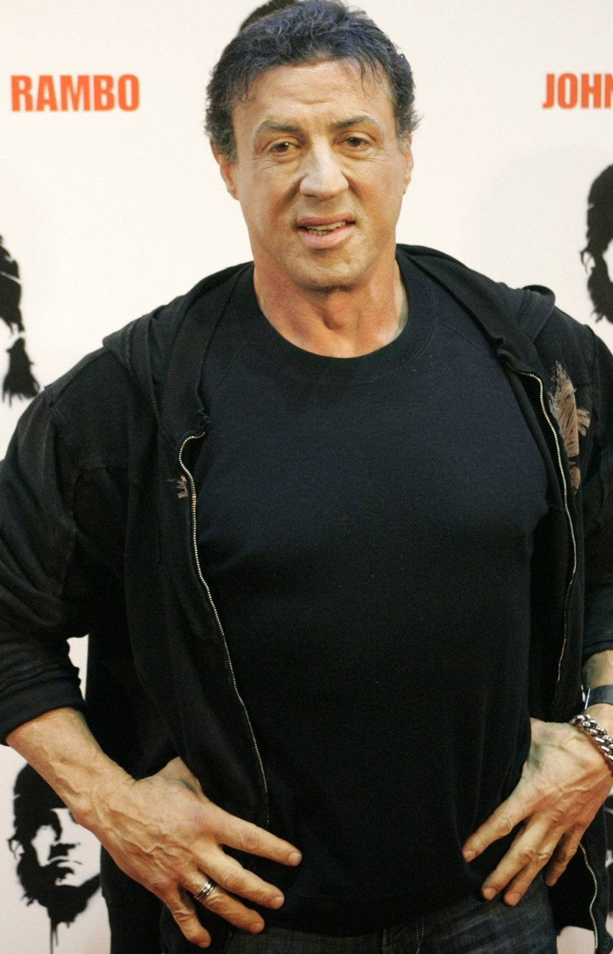 Sylvester Stallone named one of his sons Sage Moonblood and the other Seargeoh. His three daughters are Sophia Rose, Sistine Rose and Scarlet Rose.