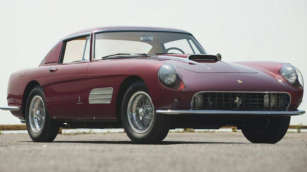 1959 Ferrari 410 Superamarica Sergio Pininfarina Grew Up With Car Design Inheriting The Turin Coach Building Business Started By His Father