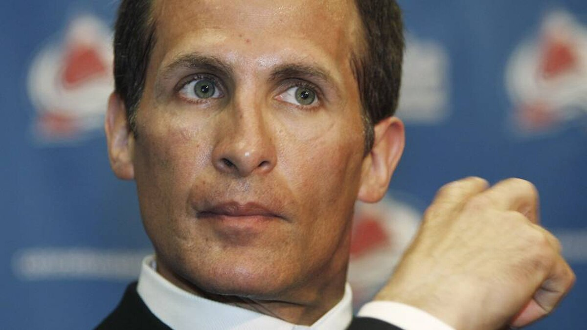 Tony Granato has been fired as the head coach of the Colorado Avalanche, who also let go five other members of the club's hockey operations department Wednesday.