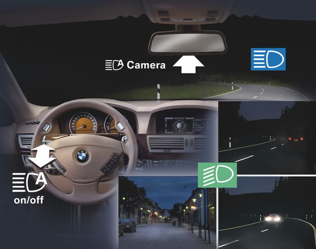 How do automatic high-beam systems work? - The Globe and Mail