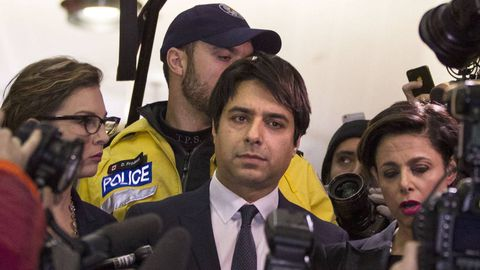 Ghomeshi faces five charges in sexual assault case, is granted bail