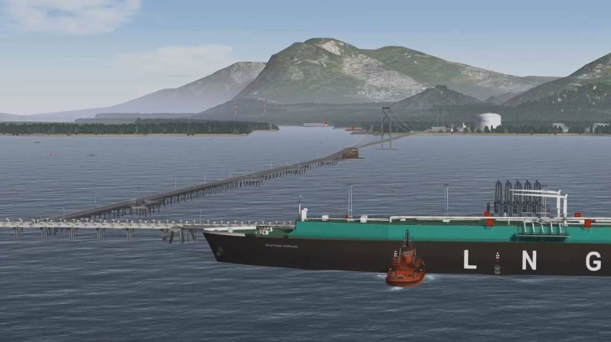 Courtesy of Pacific NorthWest LNG