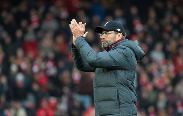 Liverpool extends EPL lead as Leicester draws, Chelsea loses