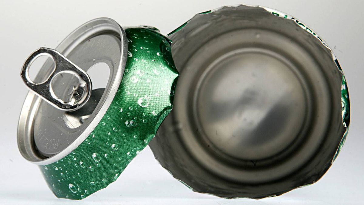 Some cans are treated with a BPA-containing liner to prevent food and drinks from coming into contact with metal.