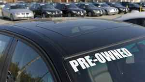 Pre-owned BMWs for sale